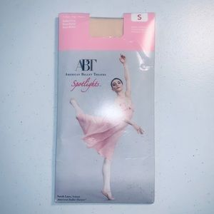 NWT ballet tights ballet pink size small NEW